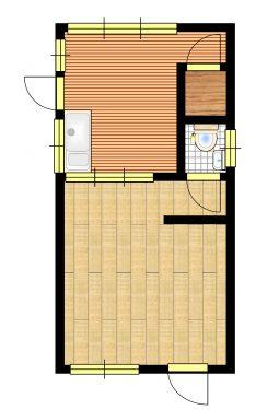 コーポ海昇 101号室