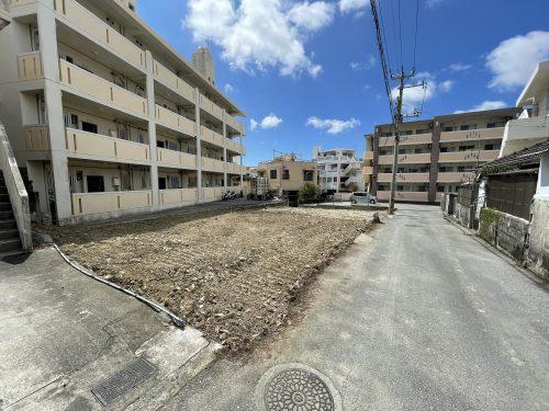 売主のため仲介手数料なし!! 建築条件なし!!約79坪の地形の良い物件です♪